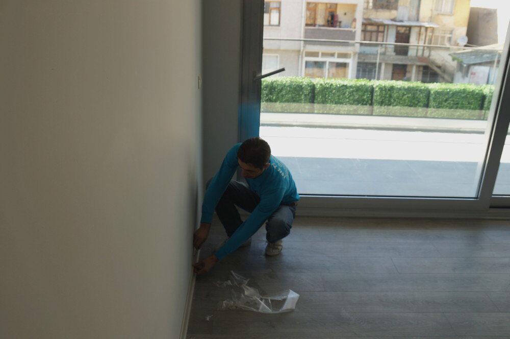 evlere temizlikçi
