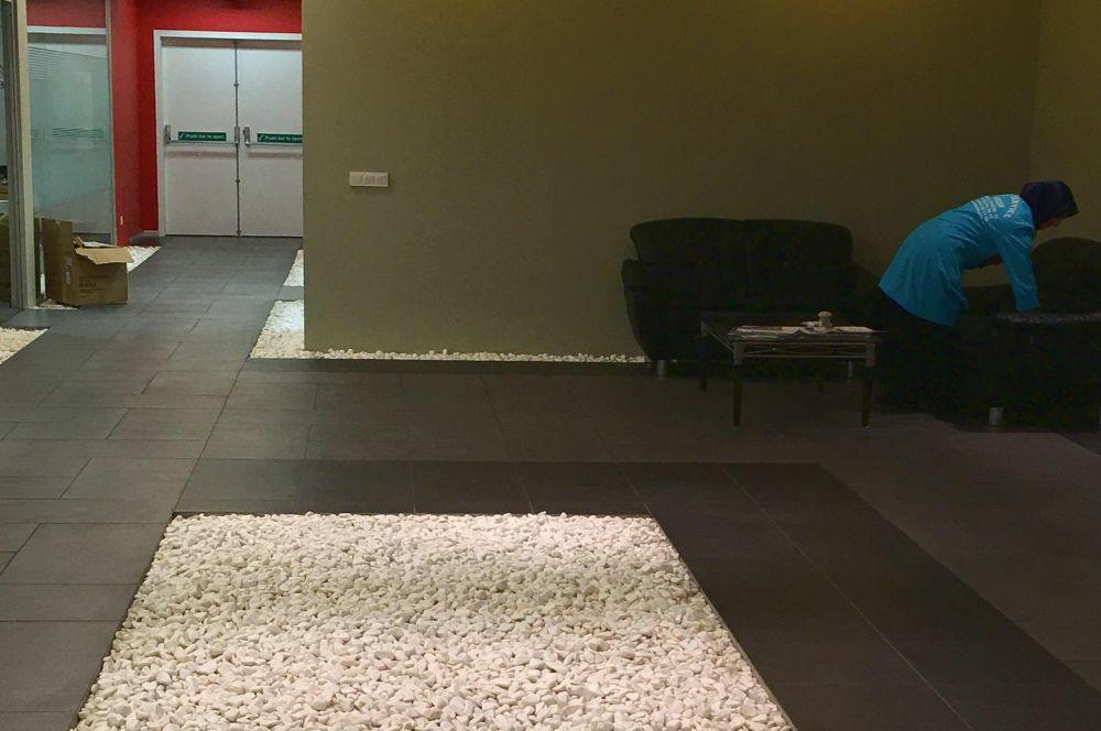 ofis koltuğu silimi