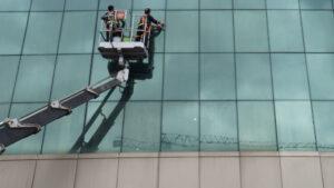 vaytaş plaza cam temizliği