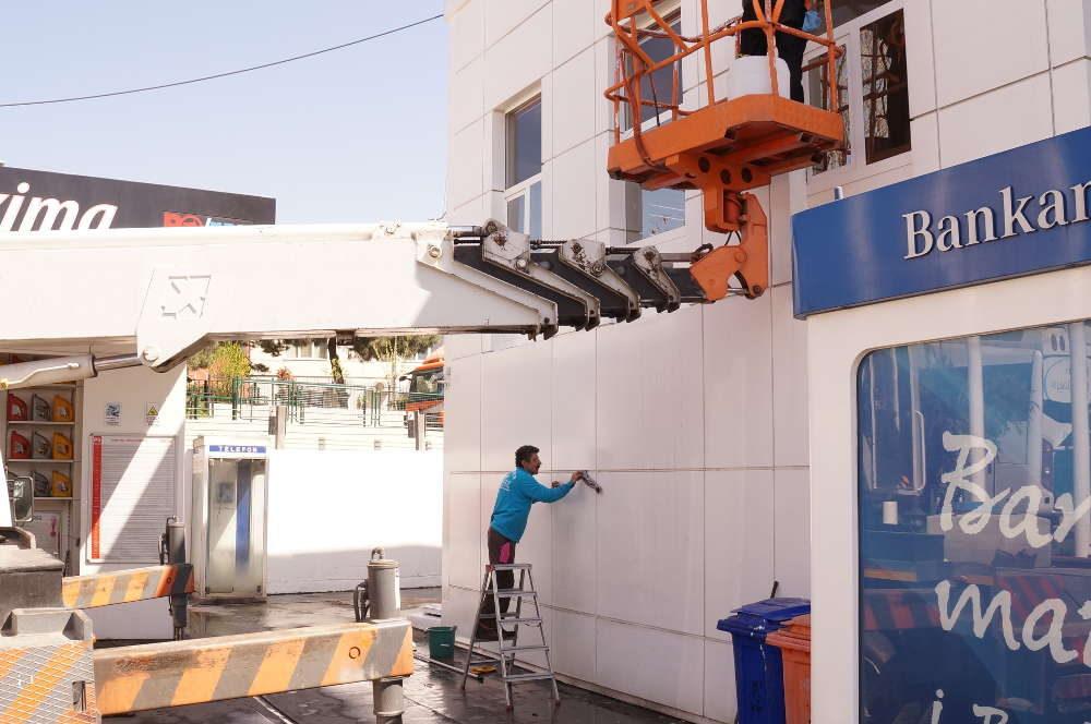 benzin istasyonu temizlik firması