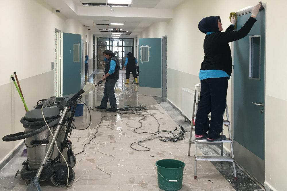 okul temizliği şirketi