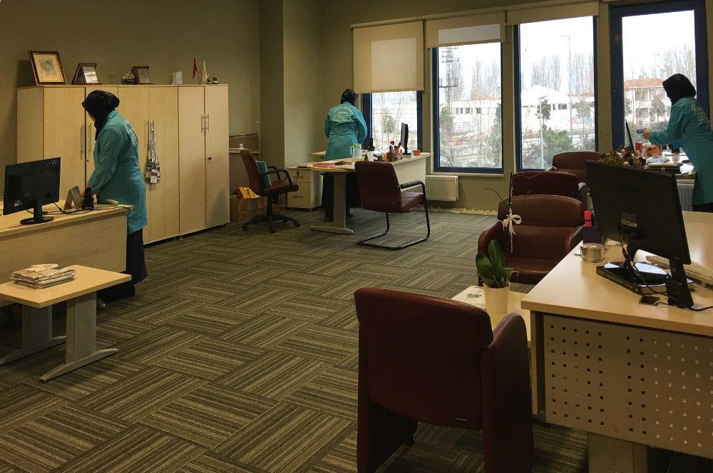 esenyurt ofis temizlik hizmeti