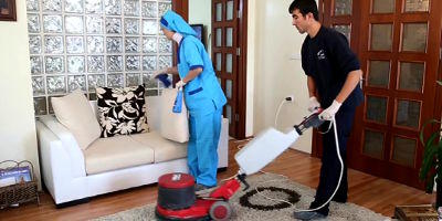 تنظيف الشقق السكنية