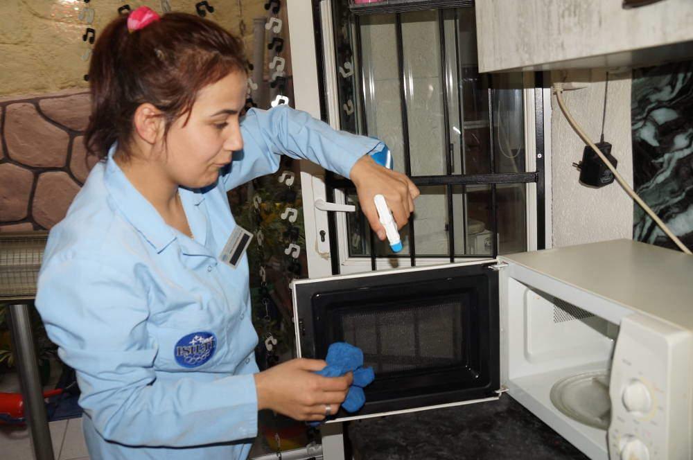istanbul ev temizlik personeli