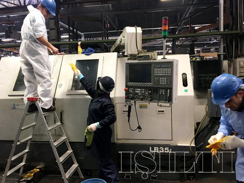 fabrika temizlik firmaları