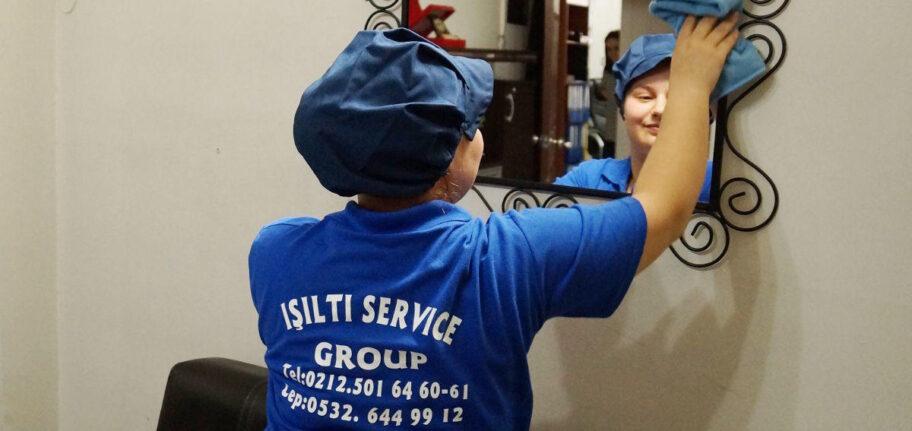 Temizlik hizmet detayları