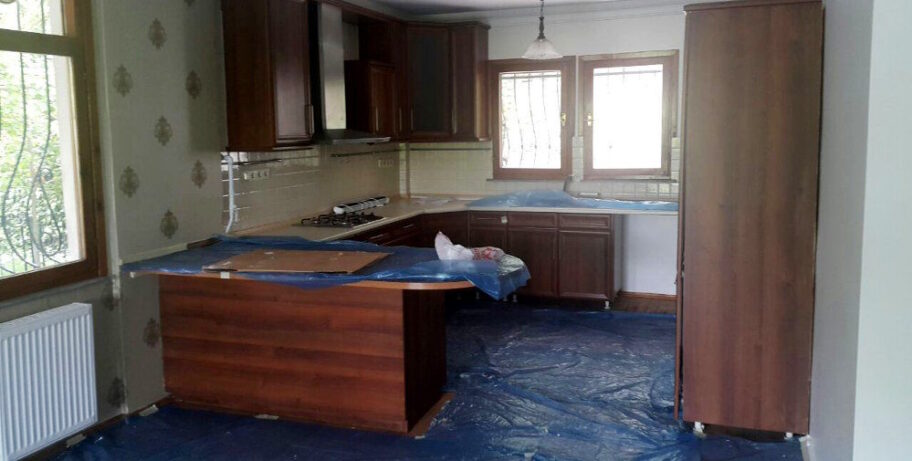 inşaat temizlik