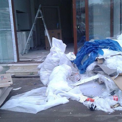 inşaat sonrası temizlik firması