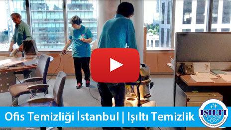 Ofis Temizliği İstanbul | Işıltı Temizlik