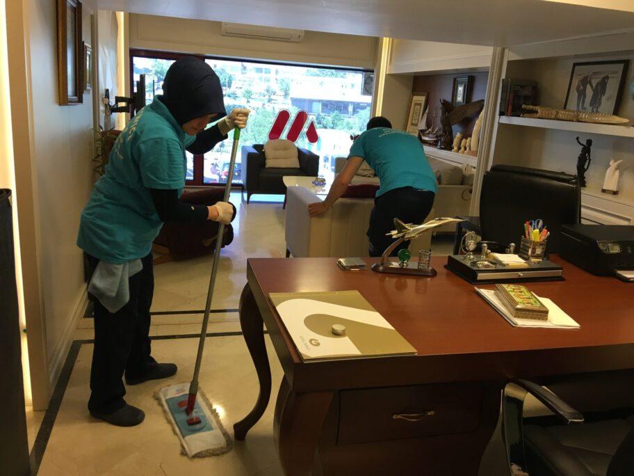 megacenter ofis temizliği