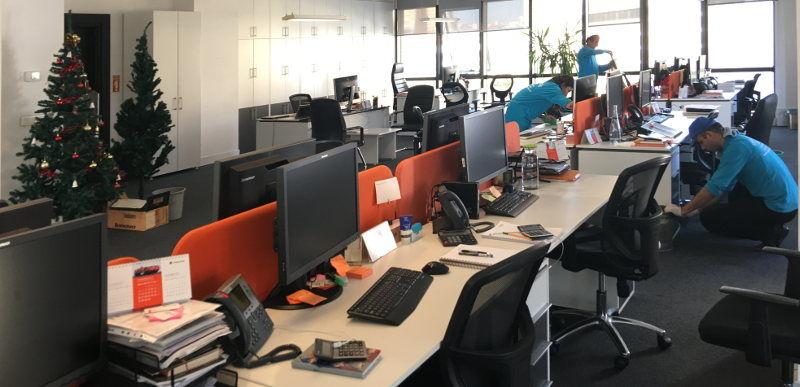 maslak ofis temizlik