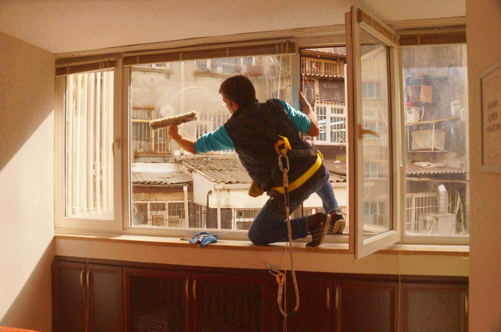 cam silimi ve iş güvenliği