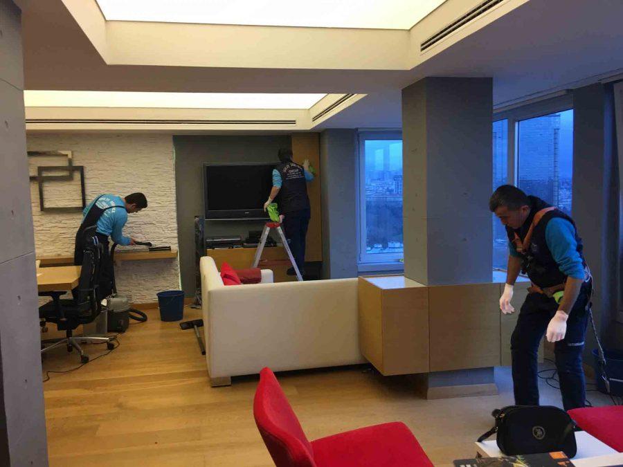 Işıltı Ofis Temizliği