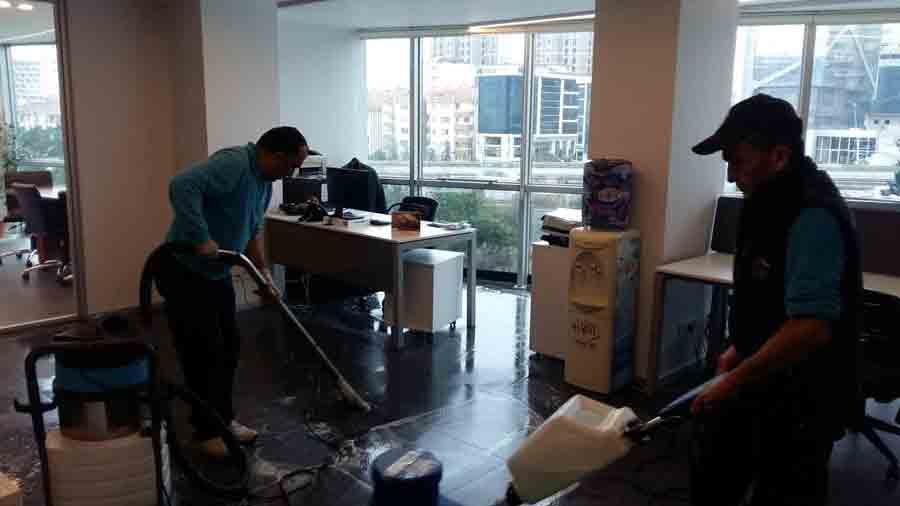 Işıltı Su Baskını Sonrası Temizlik Hizmetleri